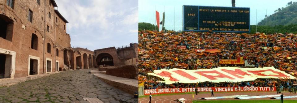 Nessuna cosa al mondo maggior di Roma